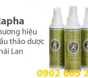 Dầu Thảo Dược Rapha Thai lan