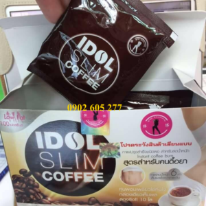 Idol_ Slim _Coffee (2)